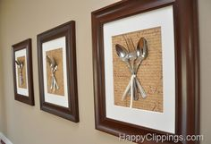 Check out these simple DIY Wall Art Projects!