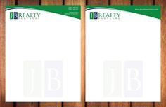 Letterhead Design by Smart for Letterhead Design Project - Real Estate Development Company - Design #1145160