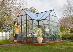 Garden Chalet Greenhouse | Walmart.ca