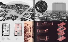 Gallery of The Best Architecture Portfolio Designs - 33