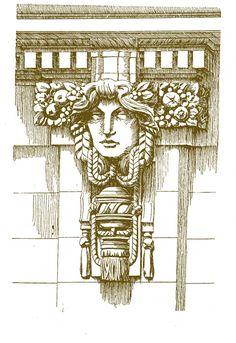 Matériaux et Documents d'Architecture et de Sculpture