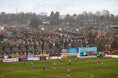 The scene at St James Park for the Exeter City v Plymouth Argyle Derby in League 2 in Dec Exeter City, St James' Park, Plymouth, 2 In, Derby, Soccer, Scene, Football, Futbol