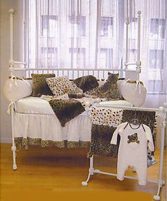 21 Best Cheetah Print Baby Bedding Images Baby Prints