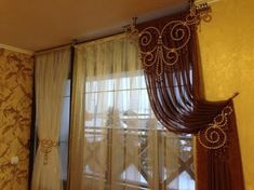 curtain designs for living room living room curtains modern curtain designs window curtains designs Thick Curtains, Cool Curtains, Modern Curtains, Window Curtains, Latest Curtain Designs, Window Curtain Designs, Curtain Styles, Pop Design For Hall, Classic Curtains