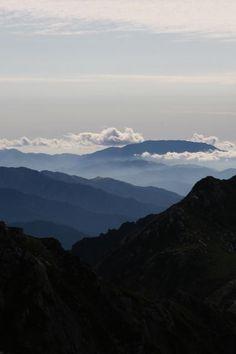 Up in the clouds, Takayama, Japan Copyright: Carol Lui Takayama Japan, Japon Tokyo, Gifu, Japan Travel, Alps, Temple, Sunrise, To Go, Traveling