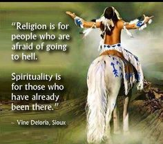 Sioux Indian quote