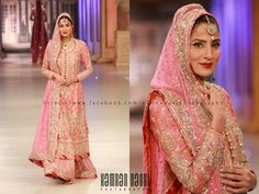 Pakistan bridal couture week '12 |