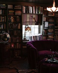 Eye Candy: 10 Stylish Dark and Moody Interiors » Curbly | DIY Design Community