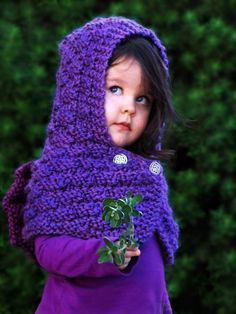 Hooded Dragon Cowl by CreatiKnit  pattern on Craftsy.com