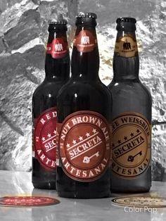 Secreta Nut Brown Ale