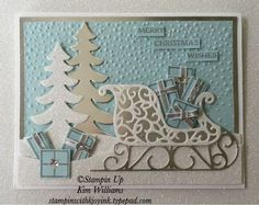 World Card Making Day Blog Hop- Stampin' Up! Global Style! - Stampin With Kjoyink