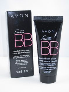 Avon Ideal Flawless BB Beauty Balm Cream