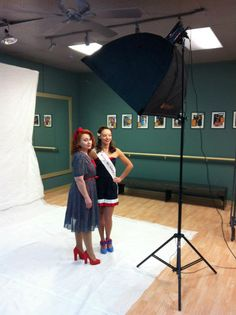 Sunday of the Heartland Swing Festival I got a photoshoot for the 2013 Pinup Calendar!