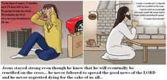 1. Jesus waits for You   We start our life journey with Jesus.  We get attracted to the 'FUN' of this world  We say to Jesus: I wil...