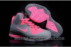 new style daa05 1e065 Cheap Lebron 9 Kids Grey Pink, cheap Nike Lebron 9 Kids, If you want to  look Cheap Lebron 9 Kids Grey Pink, you can view the Nike Lebron 9 Kids  categories, ...