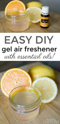 how to make gel air