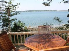 VRBO.com #389012 - Quiet, Romantic, Ocean Front, 1 Bedroom Cottage -Pet Friendly!