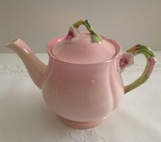 Hey, I found this really awesome Etsy listing at https://www.etsy.com/listing/227605232/royal-winton-j-w-co-pink-petunia-teapot