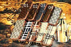 Housse/Coque iPhone 6s 6s plus portefeuille cuir Louis Vuitton multi-fonction achat sur jeuxciel.fr