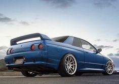 Nissan R32, Nissan Skyline Gtr R32, R32 Gtr, Tuner Cars, Japanese Cars, Car Manufacturers, Jdm, Cars And Motorcycles, Cool Cars