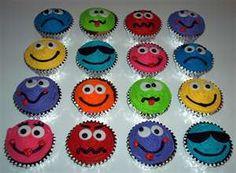 Smiley Face Cupcakes  :)