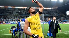 2014 FIFA World Cup™ - Photos - FIFA.com  Sergio Romero of Argentina celebrates