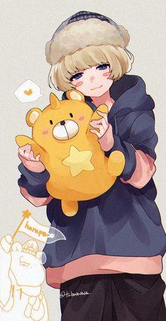 Eve x Star Bear
