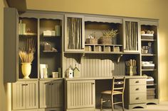 English Cottage Craft Desk