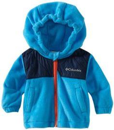 Columbia Baby-boys Infant Snow Buddy Fleece Jacket,