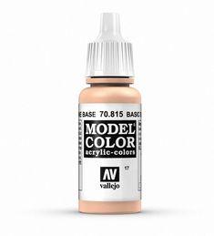 Vallejo Model Color Paints Choose From Full Range Of Acrylics & Acrylic Colors, Paint Colors, Color Paints, Vallejo Paint, Plastic Squeeze Bottles, Paint Charts, Color Scale, Model Hobbies, Brown Paint