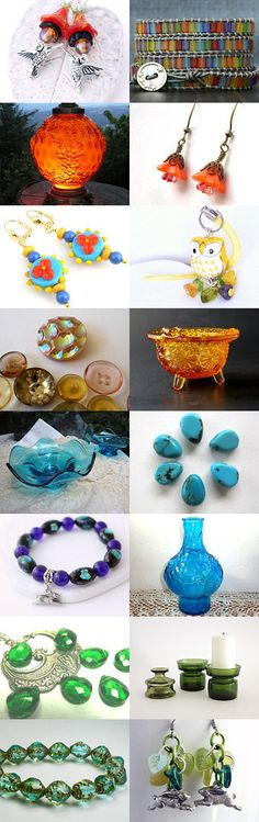 Pick a color... by Linda on Etsy--Pinned with TreasuryPin.com