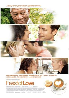 Watch Feast of Love full hd online Directed by Robert Benton. With Morgan Freeman, Radha Mitchell, Alexa Davalos, Greg Kinnear. A meditation on love and its various incarnations, set within a Greg Kinnear, The Image Movie, Love Movie, Movie Tv, Selma Blair, Movies Showing, Movies And Tv Shows, Morgan Freeman Movie, Movies To Watch