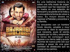 Cine Bollywood Colombia: Bajrangi Bhaijaan