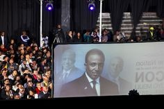 See photos from TV presenter Vuyo Mbuli's memorial service at the SABC headquarters in Auckland Park, Johannesburg. Tv Presenters, See Photo, Channel, Presents, Memories, Frame, Gifts, Memoirs, Picture Frame