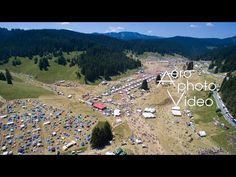 Красотата на връх Рожен заснет с дрон (ВИДЕО)