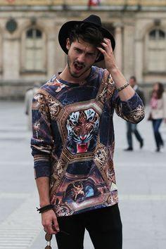 Mens Fashion Hooker