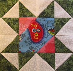 star of the month quilt pattern