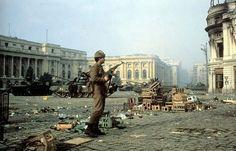 Revolution of 1989 Romanian Revolution, Bucharest Romania, Spice Girls, World War I, Capital City, Statue Of Liberty, Louvre, Street View, Urban