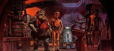 Ferro-Velho, Star Wars, Ralph McQuarrie