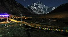 Drive to the Highest Point of Adventure- Everest Base Camp, Tibet