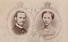 Frederick VIII and Queen Louise of Denmark