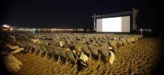 RealWorld Open-Air Cinema Le cinéma de la Plage Cannes, France
