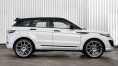 Project Kahn Land #RoverRange Rover Evoque 2.0 TD4 SE Tech RS Sport #cars #luxury #customcars #suv #inspiration More car tuning >> http://www.motoringexposure.com/aftermarket-tuned/project-kahn/