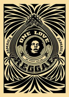 First International Reggae poster contest