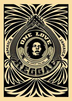 First International Reggae poster contest