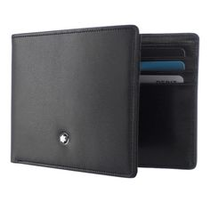 Montblanc Meisterstuck Leather Wallet - Montblanc South Africa
