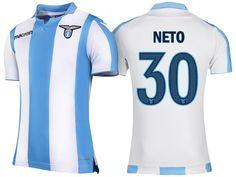 Camiseta Lazio PEDRO NETO