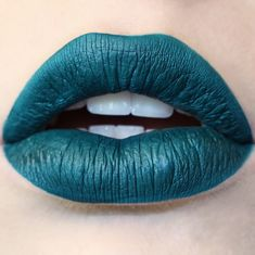 Colourpop Ultra Matte Liquid Lipstick in The Shade Dr M' Green Green Lipstick, Lipstick Colors, Liquid Lipstick, Lip Colors, Lipstick Shades, Matte Lipstick, Makeup Art, Lip Makeup, Beauty Makeup