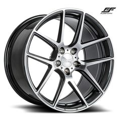 Staggered Ace Alloy Wheels Grey with Machined Face Rims Wheel Warehouse, Chevrolet Corvette C4, Truck Tyres, Alloy Wheel, Wheels, Grey, Face, Gray, The Face