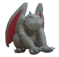 Gemmy Airblown Inflatable Lightsync Black Cat Archway ...